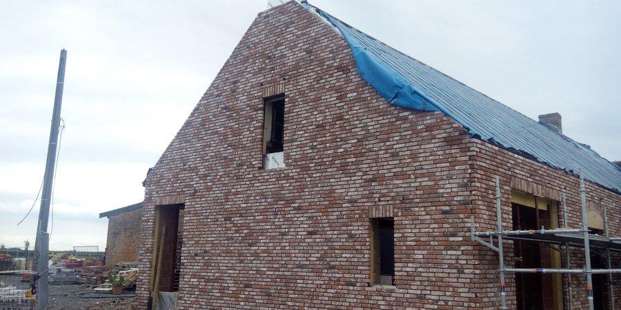 Renovatie van oude hoeve - Oude huis renovatie ...